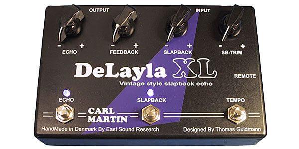 CARL MARTIN カールマーチン / Delayla XL【ディレイ】