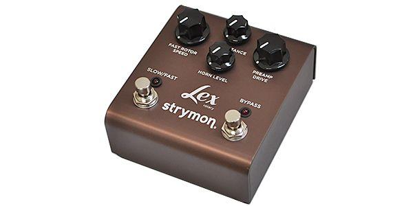 strymon ストライモン / Lex Rotary Speaker Emulator ロータリースピーカー・シミュレーター