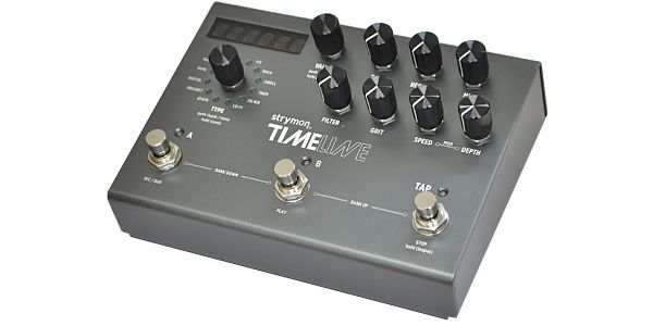 strymon ストライモン / TIMELINE DELAY unit with MIDI Preset【ディレイ】【タイムライン】