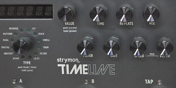 strymon ストライモン / タイムライン TIMELINE DELAY【ディレイ】