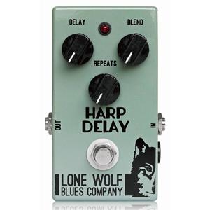 Lone Wolf Blues Company ローンウルフブルースカンパニー / Harp Delay【ハープ用エフェクター】