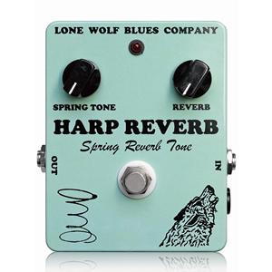 Lone Wolf Blues Company ローンウルフブルースカンパニー / Harp Reverb【ハープ用エフェクター】
