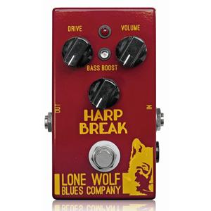 Lone Wolf Blues Company ローンウルフブルースカンパニー / Harp Break【ハープ用エフェクター】