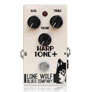 Lone Wolf Blues Company ローンウルフブルースカンパニー / Harp Tone+【ハープ用エフェクター】