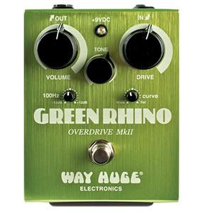 WAY HUGE ウェイヒュージ / WHE-202 Green Rhino Overdrive Mk II【オーバードライブ】