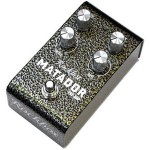 Rockbox Electronics ロックボックス エレクトロニクス / MATADOR PREAMP【プリアンプ】【ブースター】