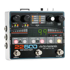 Electro Harmonix エレクトロハーモニクス /22500 Dual Stereo Looper【ルーパー】