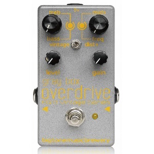 Big Tone Music Brewery / Gray Box Overdrive【オーバードライブ】