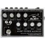 ALBIT / Bass Pre-Amp A1BP pro (Tube Model)【プリアンプ】