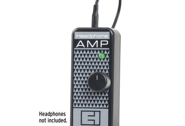 Electro Harmonix エレクトロハーモニクス / Headphone Amp Personal practice amplification【ヘッドフォンアンプ】
