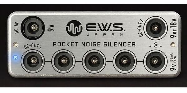 EWS / PNS-1 Pocket Noise Silencer【パワーサプライ】