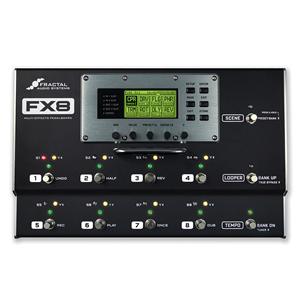 Fractal Audio Systems フラクタルオーディオシステムズ / FX8 Multi-Effects Pedalboard【ギター用マルチエフェクター】