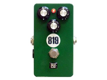 Pedal diggers ペダルディガーズ / 819 new version【オーバードライブ】