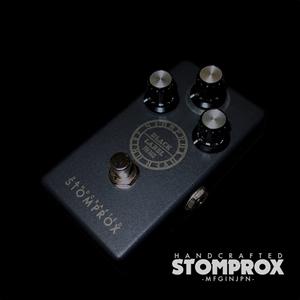STOMPROX ストンプロックス / BLACK LABEL FOR BASS【ベース用オーバードライブ】