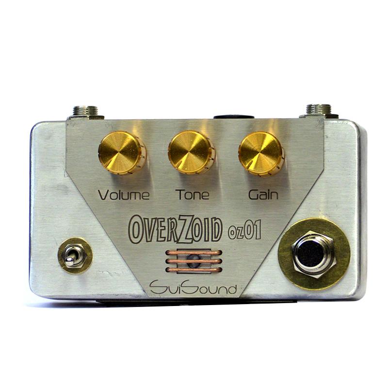 SviSound / OverZoid oz02【オーバードライブ】