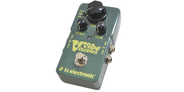 tc electronic ティーシーエレクトロニック / Viscous Vibe【ビブラート】