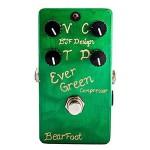 Bearfoot Guitar Effects ベアフットギターエフェクツ / Ever Green Compressor【コンプレッサー】