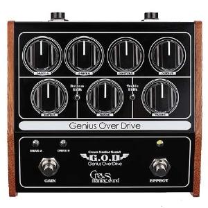 Crews Maniac Sound クルーズマニアックサウンド / G.O.D Genius Over Drive【オーバードライブ】
