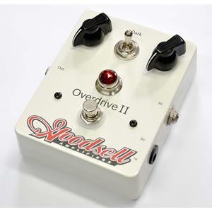 Goodsell Amplifier Company グッドセル・アンプリファイヤー・カンパニー / Overdrive II【オーバードライブ】