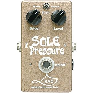 HAO ハオ / Sole Pressure【オーバードライブ】