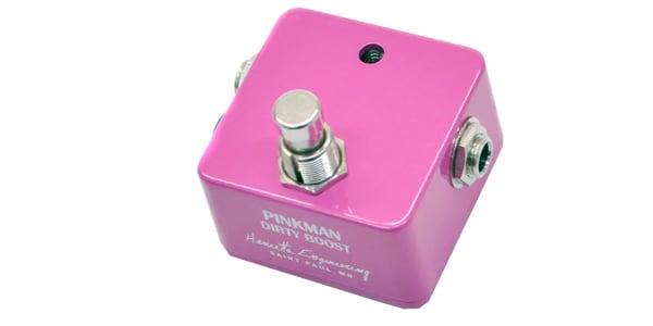 Henretta Engineering ヘンレッタエンジニアリング / Pinkman Dirty Boost【ブースター】