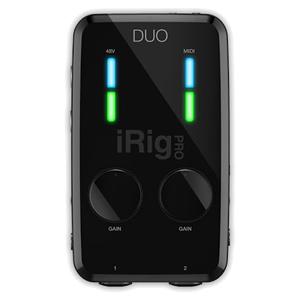 IK Multimedia IKマルチメディア / iRig PRO Duo【オーディオMIDIインターフェイス 】