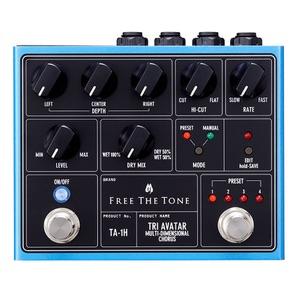 Free The Tone フリーザトーン / TA-1H/TRI AVATAR Multi-Dimensional Chorus【コーラス】
