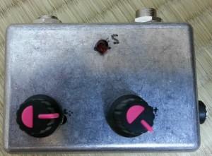 ロック専用1コントロールベースプリアンプ