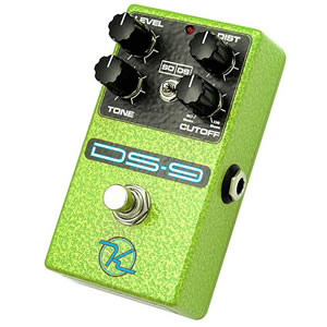 Keeley Electronics キーリー / DS-9 Distortion【ディストーション】