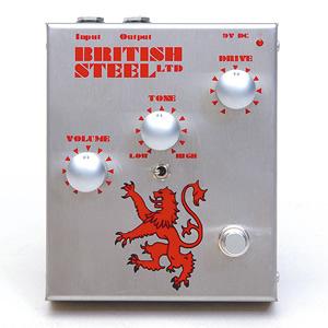 MUSICIAN SOUND DESIGN ミュージシャンサウンドデザイン / BRITISH STEEL【ディストーション】