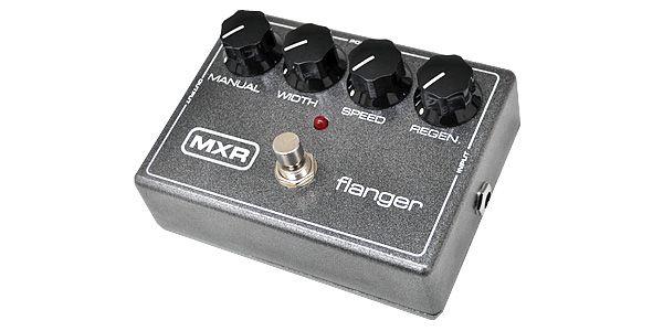 MXR エムエックスアール / M-117R FLANGER【フランジャー】