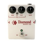 Diamond Guitar Pedals ダイヤモンドギターペダルズ / Boost-EQ Clean Gain with Easy To Use Tone Shaping