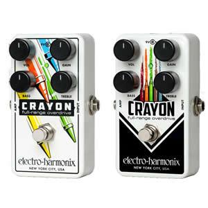 Electro Harmonix エレクトロハーモニクス / Crayon(クレヨン)【オーバードライブ】