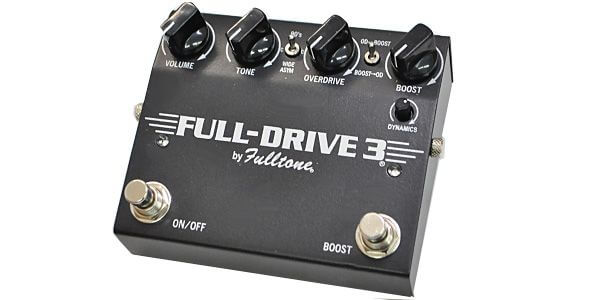 Fulltone フルトーン / FULL DRIVE 3【オーバードライブ】