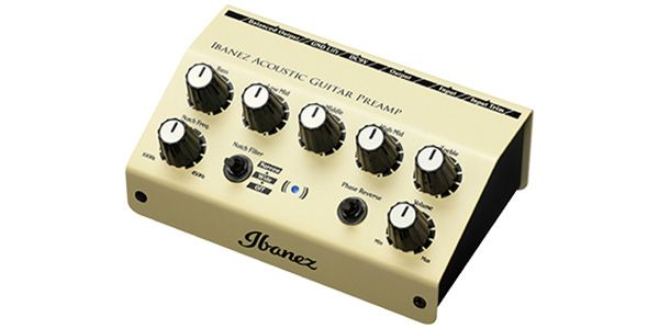 Ibanez アイバニーズ / AGP10 Electric Acoustic Guitar Outboard Preamp【エレクトリック・アコースティック用プリアンプ】