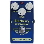 MAD PROFESSOR マッドプロフェッサー / Blueberry Bass Overdrive【ベース用オーバードライブ】