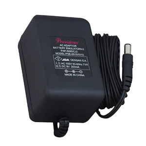 Providence プロヴィデンス / PAP-509DCJ2 AC Adaptor【アクセサリー】