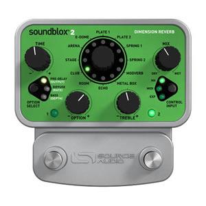 Source Audio ソースオーディオ / SA225 Dimension Reverb【リバーブ】