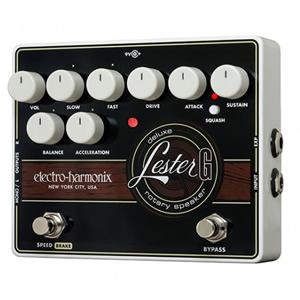 Electro Harmonix エレクトロハーモニクス / Lester G Deluxe Rotary Speaker【ロータリースピーカーエミュレーター】