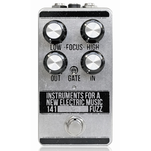 Instruments for a New Electric Music インストゥルメンツフォーアニューエレクトリックミュージック / 141G Fuzz【ファズ】