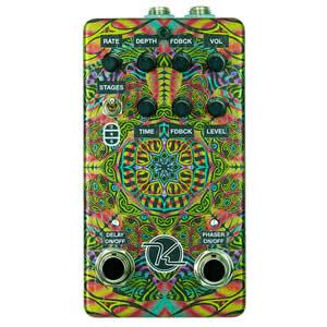 Keeley Electronics キーリー / Jimi Hazel Echo Phase【ディレイ】【フェイザー】