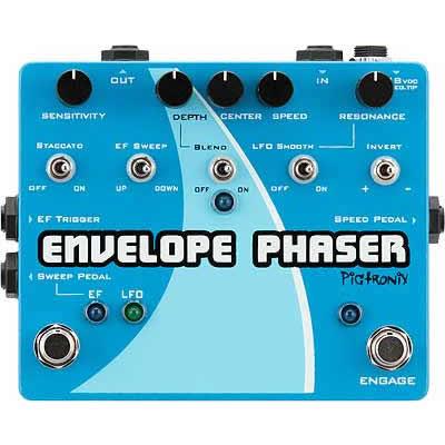 PIGTRONIX ピグトロニクス / EP2 Envelope Phaser 【フェイザー】