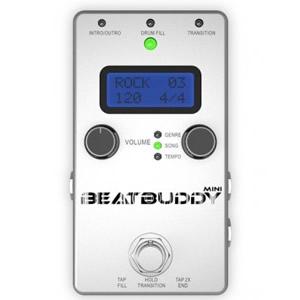 Singular Sound シングラーサウンド / BeatBuddy MINI 2 ビート・バディ・ミニ【ペダル型ドラムマシン】
