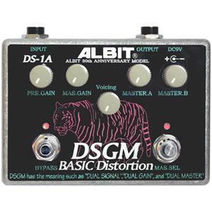 ALBIT アルビット / DS-1A BASIC DISTORTION【ディストーション】