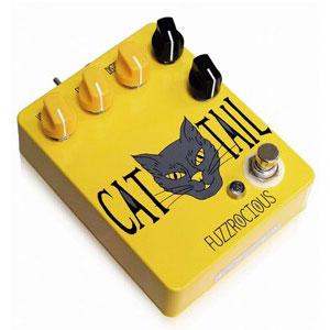 Fuzzrocious Pedals ファズロシャスペダルズ / Cat Tail【ディストーション】