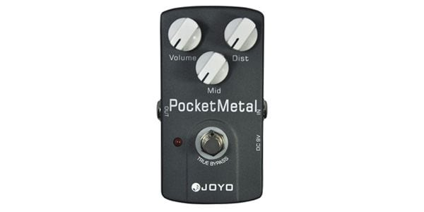 JOYO ジョーヨー / JF-35 Pocket Metal【ディストーション】