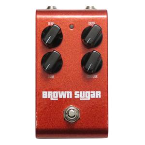 Rockbox Electronics ロックボックス エレクトロニクス / Custom Effects Brown Sugar Distortion【ディストーション】
