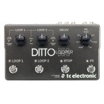 tc electronic ティーシーエレクトロニック / Ditto X4 Looper【ルーパー】