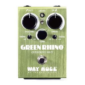 WAY HUGE ウェイヒュージ / GREEN RHINO OVERDRIVE Mk IV WHE207【オーバードライブ】