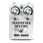 WAY HUGE ウェイヒュージ / OVERRATED SPECIAL OVERDRIVE WHE208【オーバードライブ】